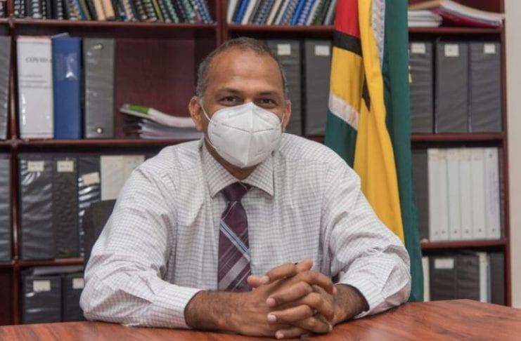 Guyana health minister