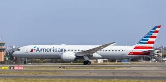 American_Airlines bahamas
