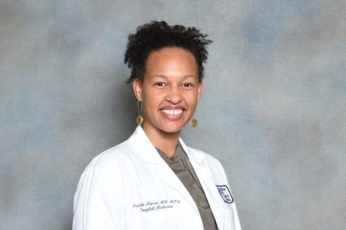Haitian-Dr.-Michelle-Morse