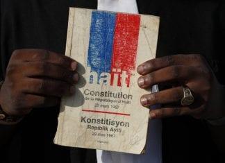 Haiti constitution