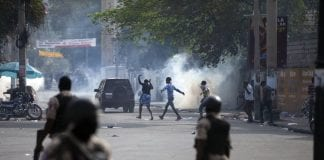 Haiti coup