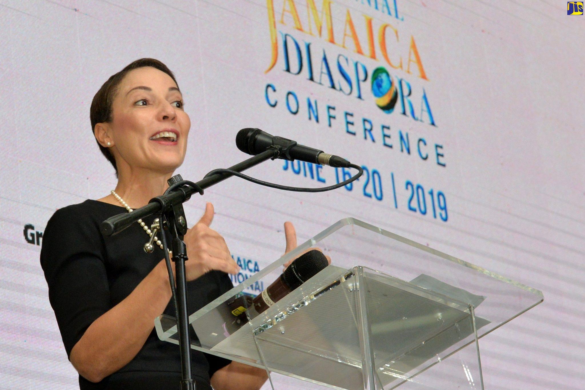 Jamaica diaspora conference