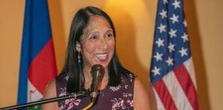 United States Haiti Michele Sison
