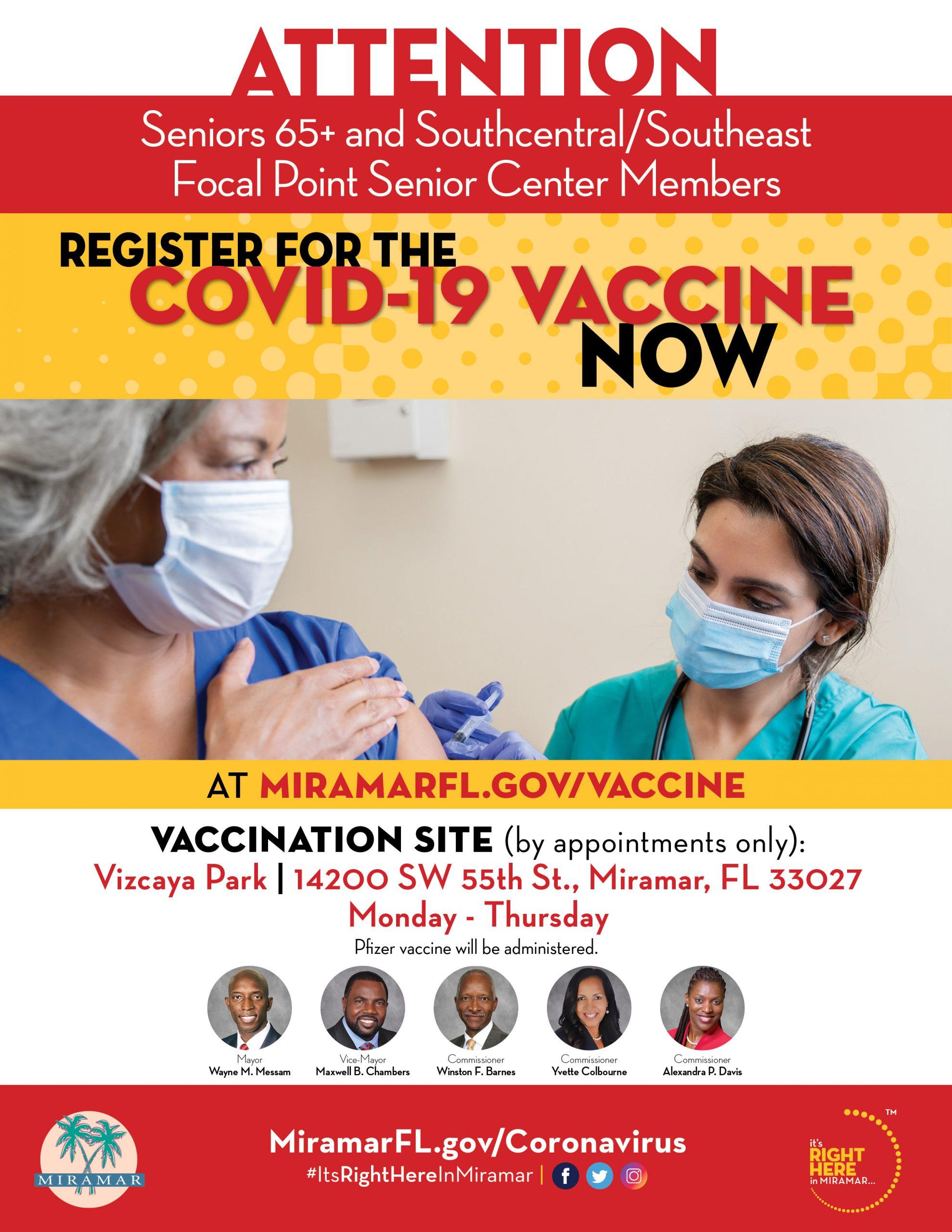 miramar vaccine