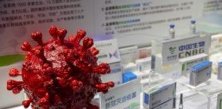 china vaccine guyana