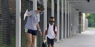 florida schools mask