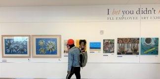 FLLL -Employee-Art-Exhibition-