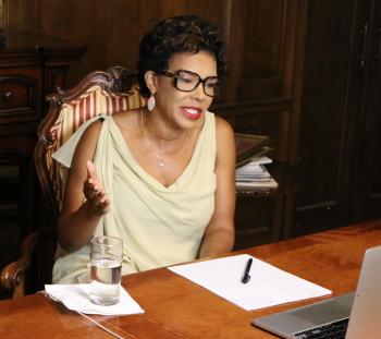 Lets Connect Jamaica Ambassador Marks
