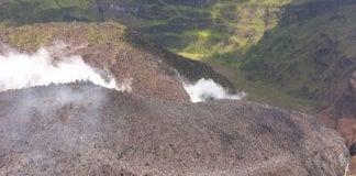 La Soufriere-volcano- St Vincent