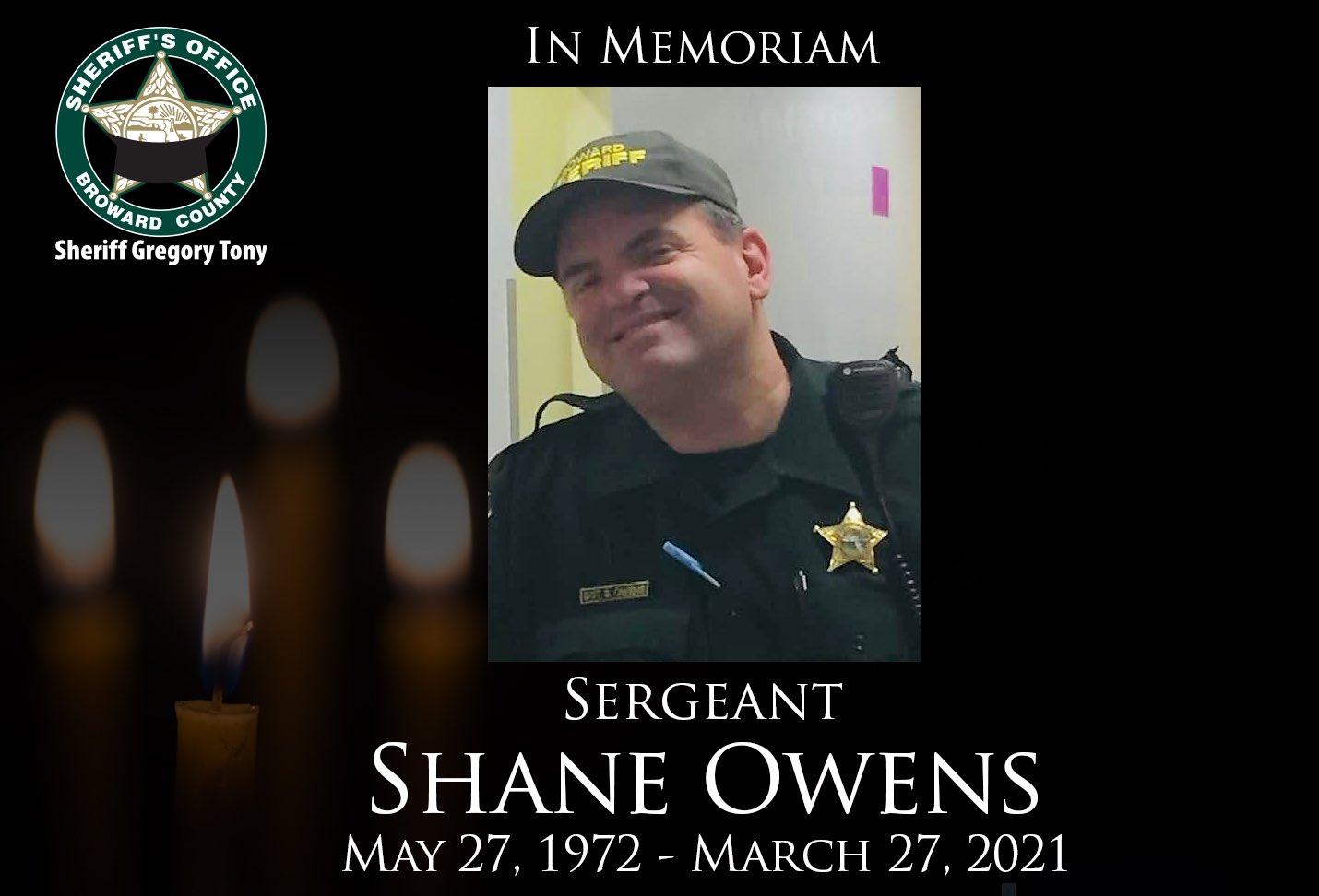 broward county sheriff deputy