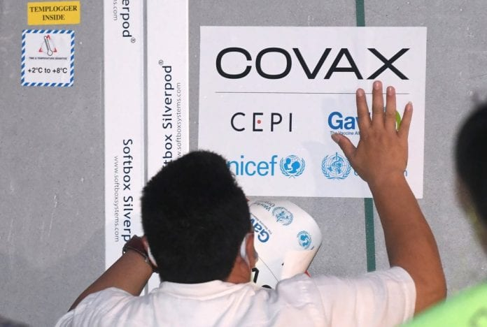 covax caribbean vaccines