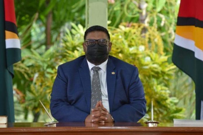 guyana president