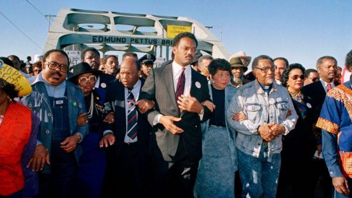 Racial Injustice Selma