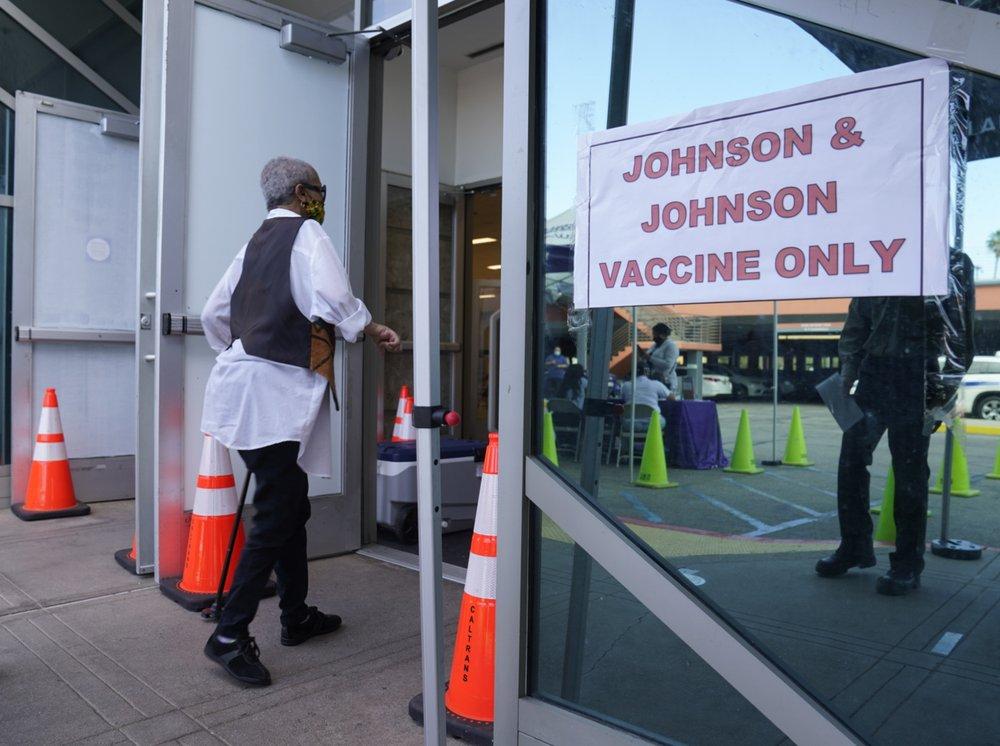 johnson and johnson J&J vaccine Florida