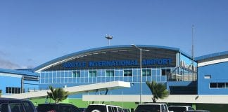 St Vincent airport
