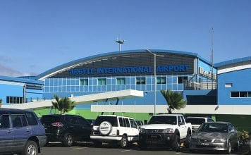 St Vincent airport