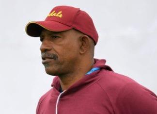 Phil-Simmons-West Indies
