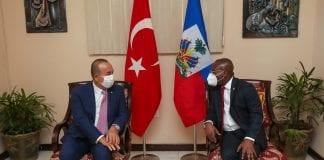Haiti prime minister