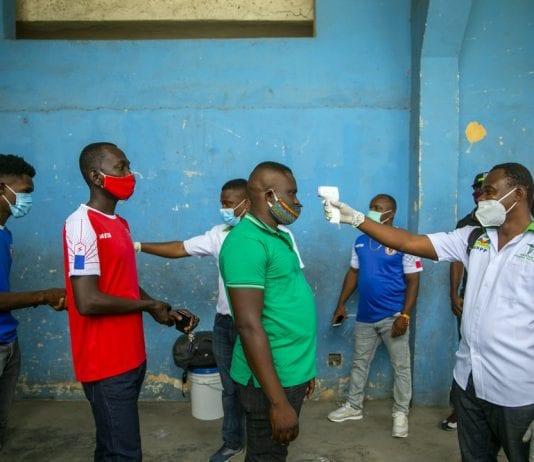 haiti vaccines