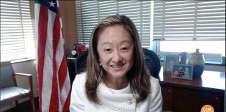 Julie J. Chung haiti
