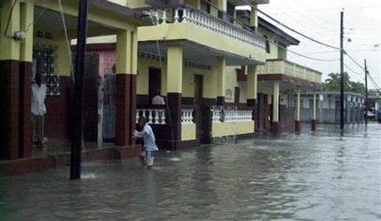 Haiti Disasters