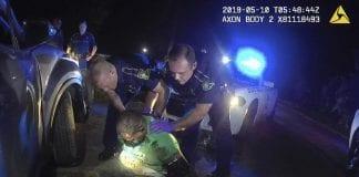 Louisiana unarmed black man