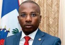Haiti Foreign Minister Claude Joseph