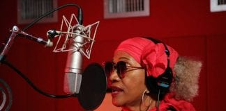 Marcia Griffiths for Island SPACE