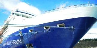 barbados cruise ship