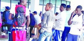 guyana illegal haitians
