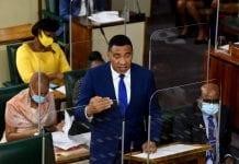 jamaica andrew holness