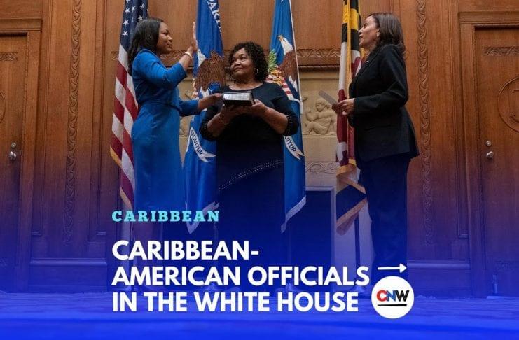 caribbean-american officials
