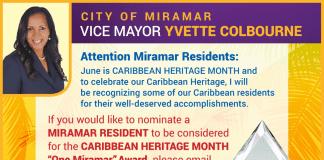 miramar one Miramar award