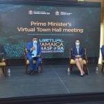 prime minister andrew holness diaspora