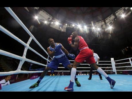 ricardo brown boxer jamaica