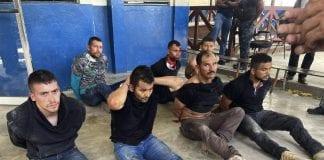 Haiti suspects
