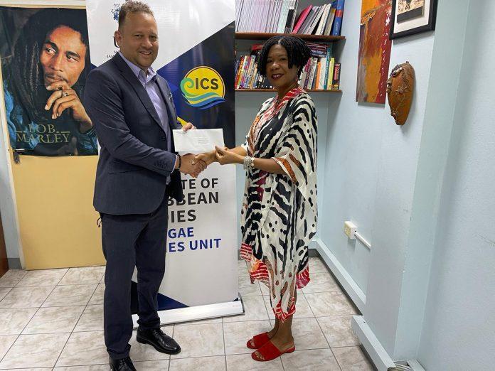 Mr. Oliver Mair diaspora scholarship