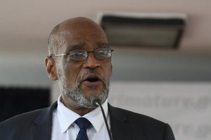 haiti prime minister henry