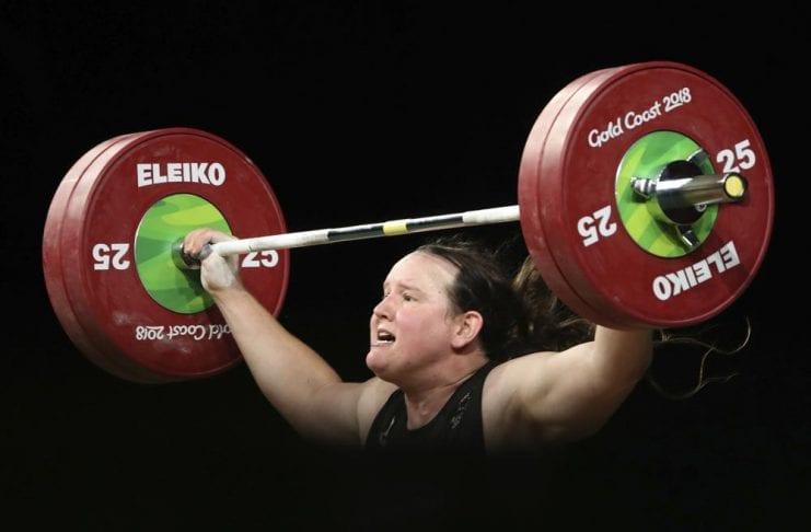 transgender athlete