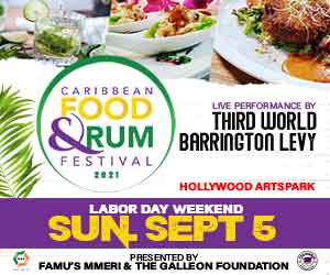 Caribbean Food and