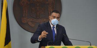 Jamaica PM Holness