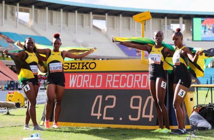 Jamaica u-20 championships