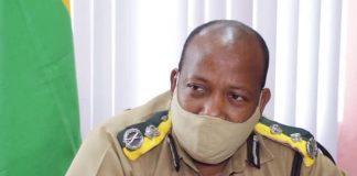 belize police commissioner