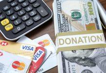 donation diaspora