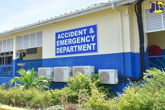 Jamaican hospitals
