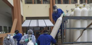 medical oxygen covid hospitals