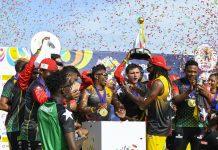 Saint Lucia Kings v Saint Kitts & Nevis Patriots - 2021 Hero Caribbean Premier League Final CPL
