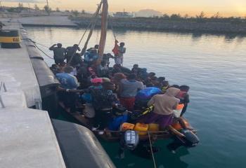 Bahamas-Haitian-migrants