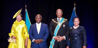 Bahamas PM Philip Davis