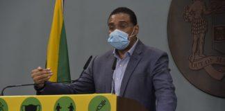 jamaica prime minister holness